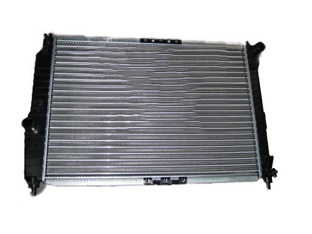 Радиатор охлаждения Авео / Aveo (MT, +A/C) TEMPEST, TP.15.61.645