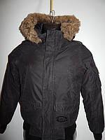 Куртка подростковая теплая (пух,перо) JCO,рост 146-152,на 10-12 лет, 023д