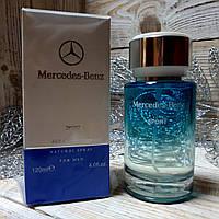 Парфюмированная вода Mercedes Benz Sport Mercedes Benz 120ml. | Мужские духи Мерседес Бенз реплика