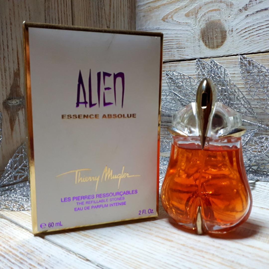 женская парфюмированная вода Thierry Mugler Alien Essence Absolue