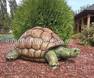 Садовая фигура Черепаха большая