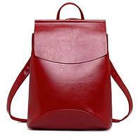 Сумка рюкзак жіночий Zocilor Red, фото 1