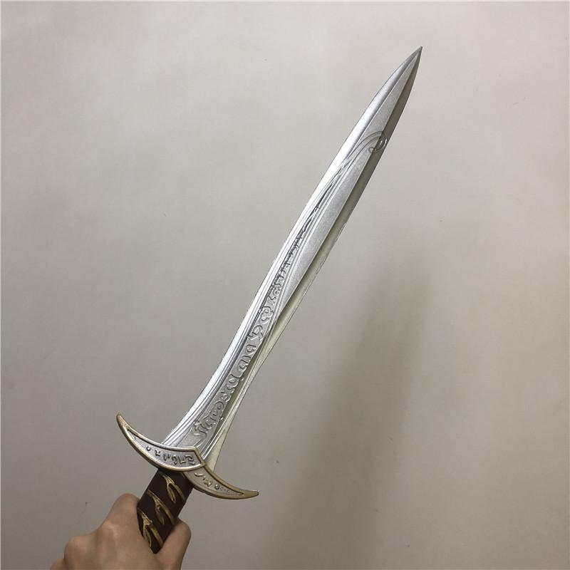 1:1 косплэй мягкий меч Фродо 72 см! из фильма Властелин Колец Хоббит