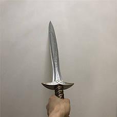 1:1 косплэй мягкий меч Фродо 72 см! из фильма Властелин Колец Хоббит, фото 3