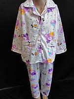 Пижамы для сна детские мальчикам и девочкам., фото 1