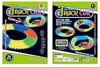 7210 Машинка с гоночным треком Magic Tracks (MAYA TOYS)