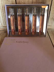 Подарочный Набор Оригинал Maison Francis Kurkdjian Baccarat Rouge 540 Eau De Parfum 5×7.5 ml реплика