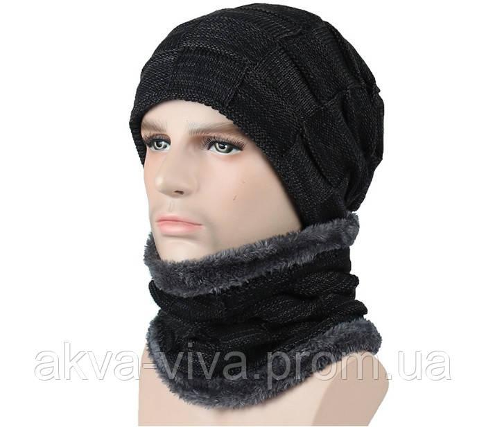 Шапка и шарф (Б-1019)