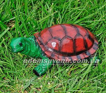 Садовая фигура Черепаха аквариумная