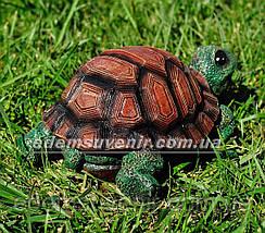 Садовая фигура Черепашонок малый, фото 3