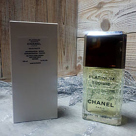 Духи Chanel Egoiste Platinum Eau De Toilette Vaporisateur Spray 100ml