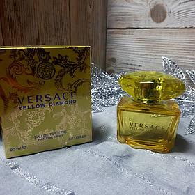 Парфумована вода Versace Yellow Diamond 90ml | Жіночі парфуми Версаче Єлоу Даймонд репліка