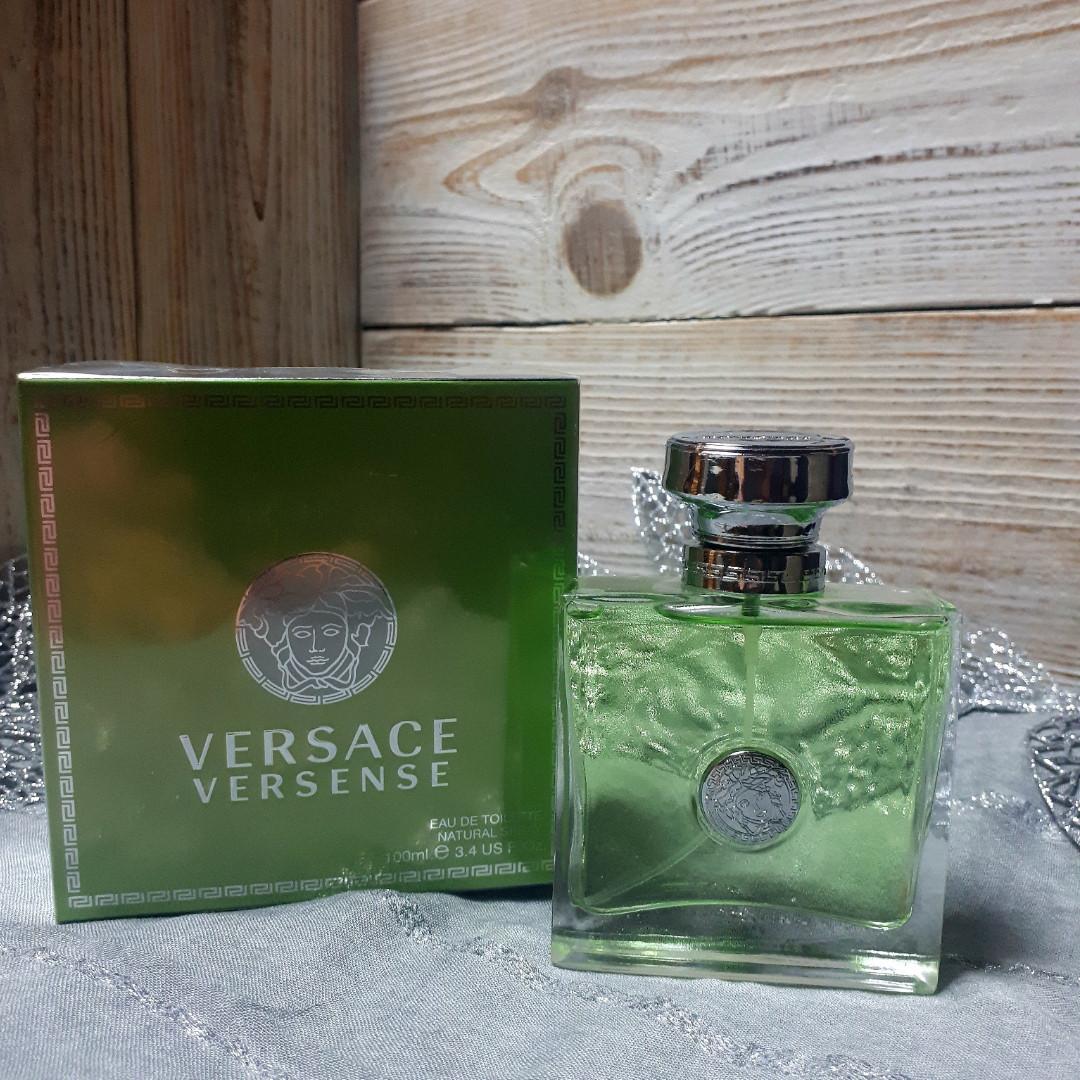 Парфюмированная Вода Versace Versense 100ml  3c3a34a28a292
