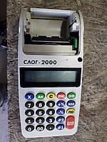 Портативный кассовый аппарат СЛОГ-2000 №2