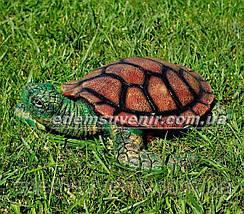 Садовая фигура Черепаха морская, фото 3
