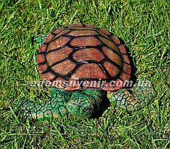 Садовая фигура Черепаха морская, фото 2