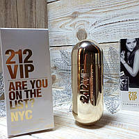 Carolina Herrera 212 Vip Are You On The List 80ml Каролина Эррера Парфюмированная вода реплика
