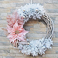 Рождественский (новогодний) венок №3