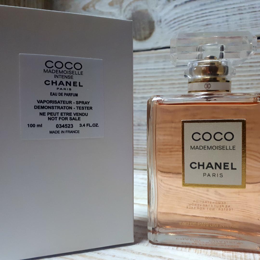 духи Chanel Mademoiselle Intense Tester 100ml женские духи шанель