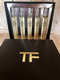 Подарочный Набор Оригинал Tom Ford Tabacco Vanille Eau De Parfum 5×7.5 ml.  реплика
