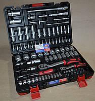 Набор инструментов (чемодан) 94 предмета HAISSER (профессиональный)