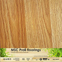 Ламинат  MSC PROFI FLOORINGS коллекция ECO STANDART цвет Дуб классический
