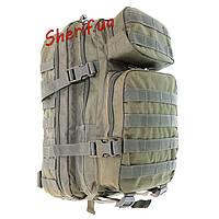 Рюкзак  тактический штурмовой 20 литров военный  MIL-TEC OLIVE  14002001