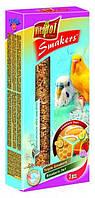 Лакомство Vitapol smakers 3в1 для волнистых попугаев (3шт.)