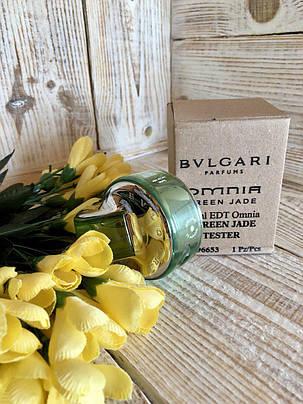Духи Bvlgari Omnia Green Jade TESTER 65 ml | Женские духи Булгари Омния Грин Джайд, фото 2