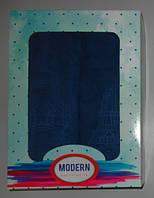 Набор полотенец микрофибра банное и лицевое 2 шт