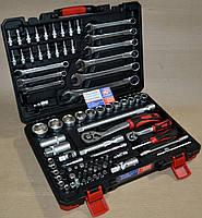 Набор инструментов (чемодан) 82 предмета HAISSER (профессиональный)