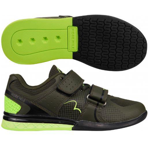 Штангетки обувь для тяжелой атлетики More Mile More Lift 3