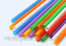 Трубочки для коктейля Фрешка (6,8 мм /21 см)