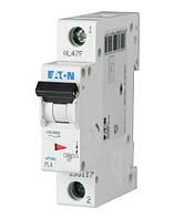 Автоматический выключатель PL4 1п 6А С, 4,5 кА