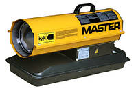 Дизельный нагреватель воздуха непрямого нагрева MASTER B 35 CED