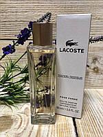 Духи  Lacoste Pour Femme Тестер Оригинал 90 ml  | Женские духи Лакост Пур Фем
