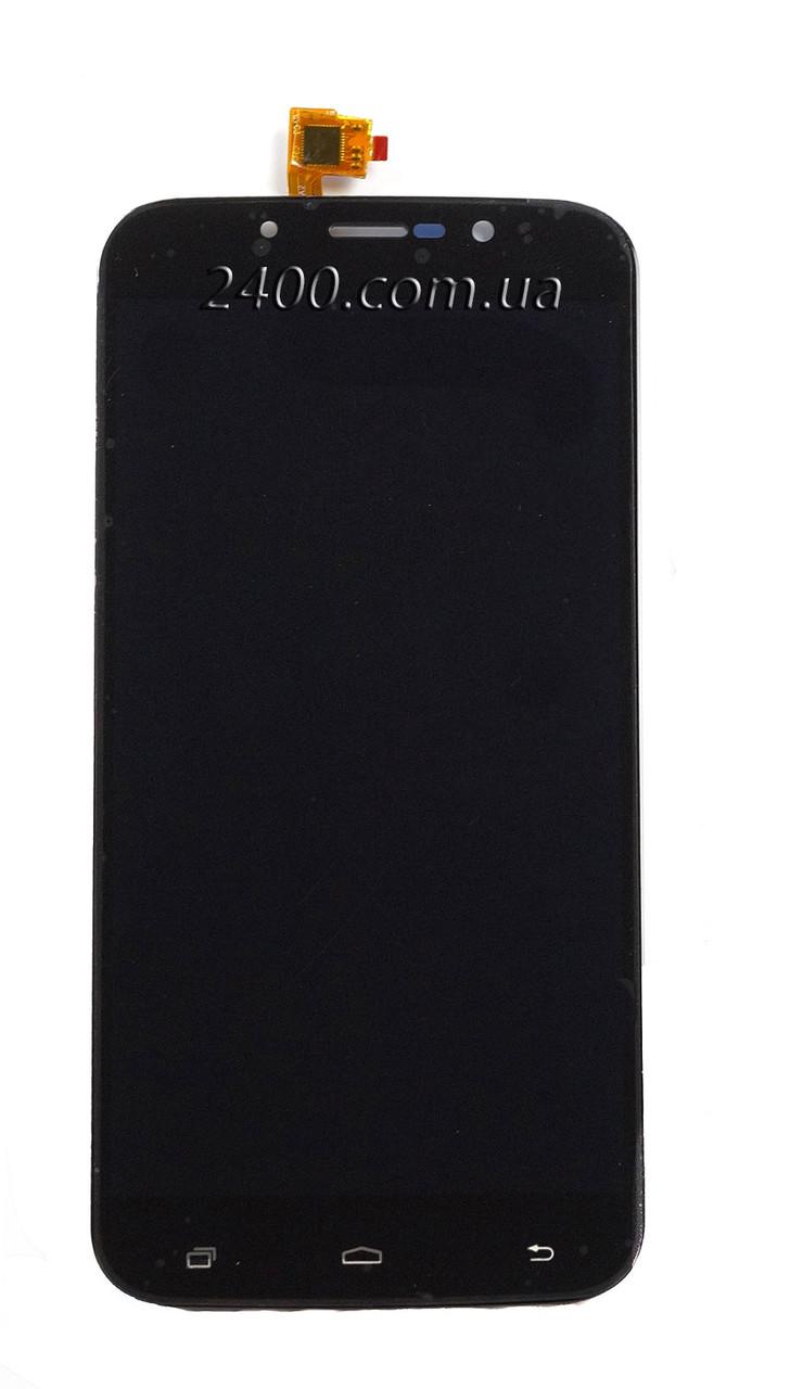 Сенсор +дисплей, модуль Bravis A553 Discovery черный