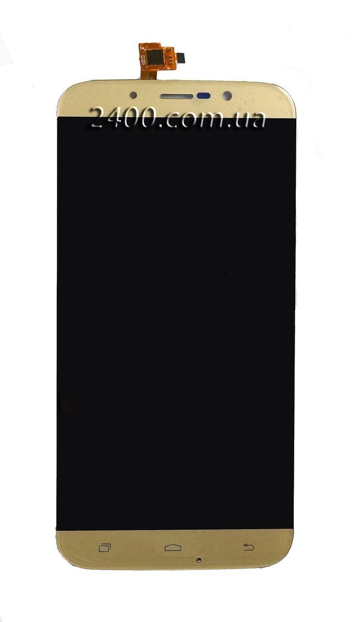 Сенсор +дисплей, модуль Umi Rome X золотой