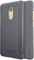 Чехол-книжка Nillkin Sparkle Leather Case Xiaomi Redmi 5 Plus Black, фото 1