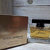Dolce&Gabbana The One Essence 75ml   Дольче Габбана Зе Ван Есенс Парфюмированная вода реплика