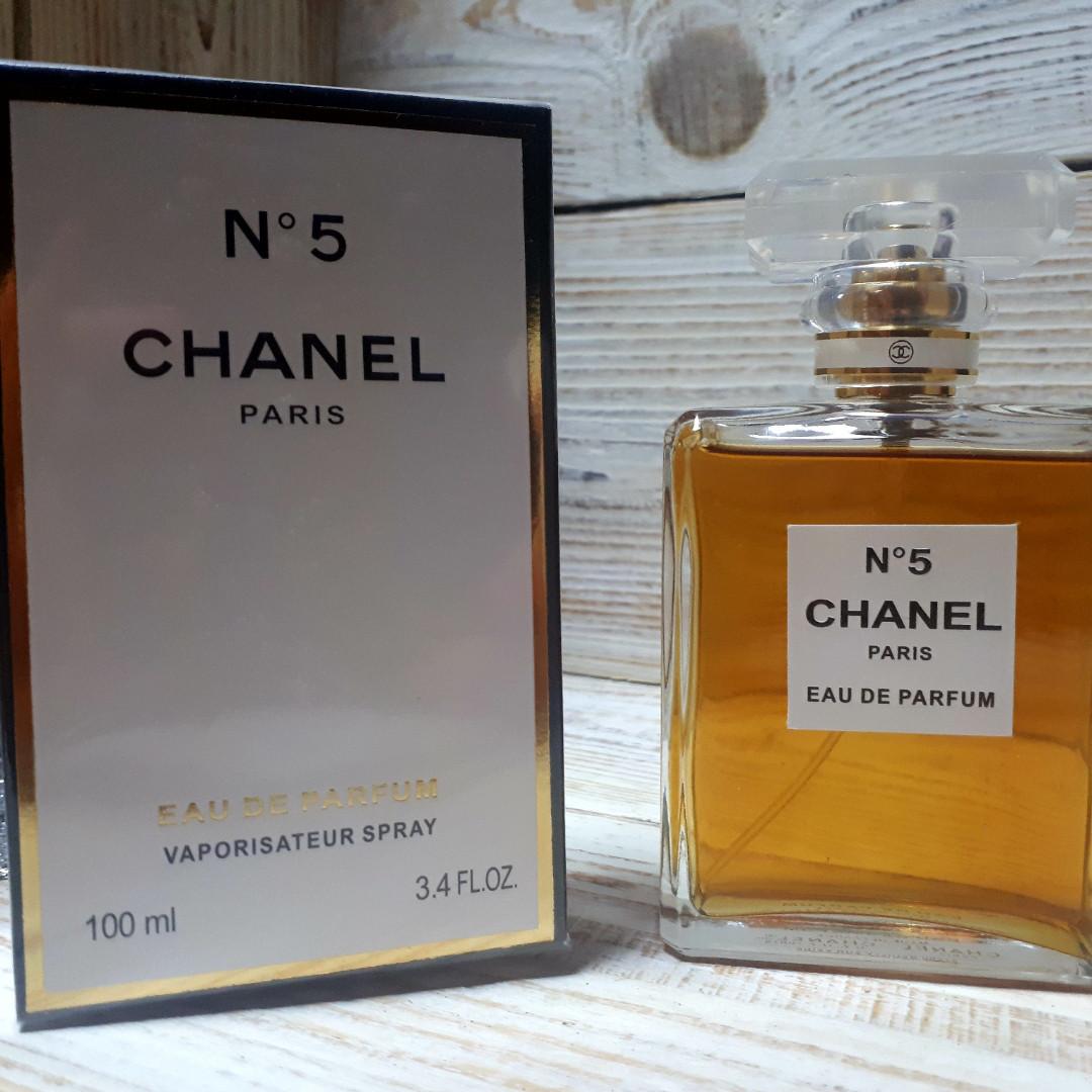 туалетная вода Chanel N5 Eau De Parfum 100ml шанель реплика Biglua