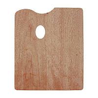 Палитра деревянная прямоугольная, 25х30см., (толщина 5мм.), D.K.ART & CRAFT