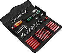 Набор инструмента Kraftform Kompakt W 1 сервисный Wera 05135926001, фото 1