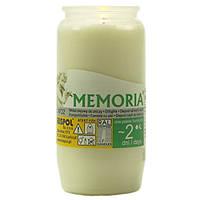Свічка з гнотом Меморія (Memoria)