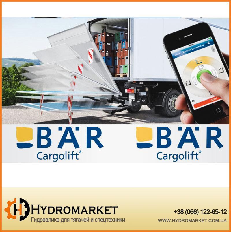 Гідроборт Bär Cargolift BC 750 S2 Standard