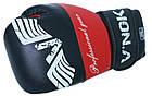 Боксерские перчатки V`Noks Potente Red 16 ун., фото 8