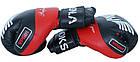 Боксерские перчатки V`Noks Potente Red 16 ун., фото 9