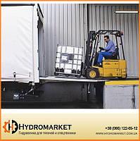 Гидроборт Bär Cargolift BC 2000 S4