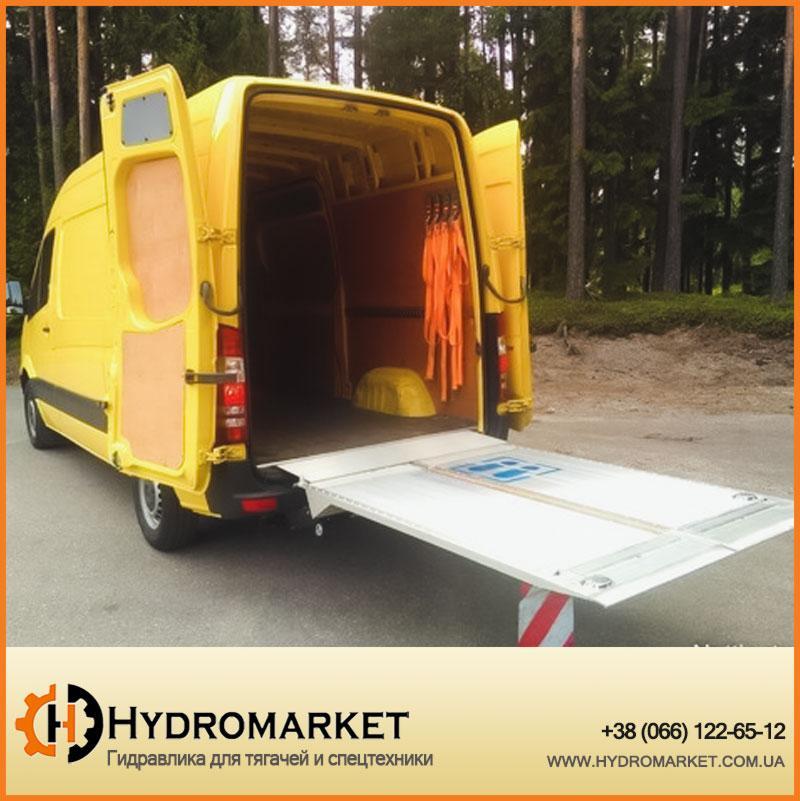 Гідроборт Bär Cargolift BC 2500 S4