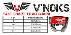 Боксерский шлем V`Noks Potente Red XL, фото 3